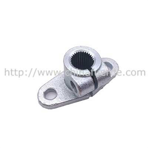 FLANGE COMP-STEERING RUBBER JOINT 48270-85000-000